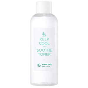 Keep Cool Soothe Bamboo Toner