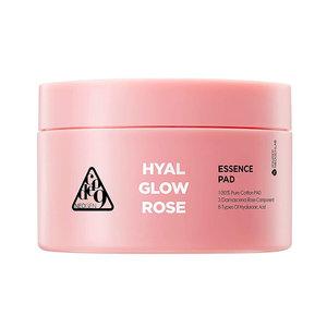 Neogen Code 9 Hyal Glow Rose Essence Pad