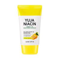 Yuja Niacin Mineral 100 Brightening Sun Cream