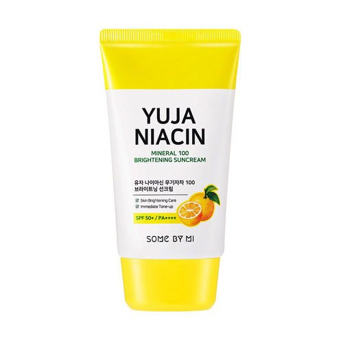 Some By Mi Yuja Niacin Mineral 100 Brightening Sun Cream