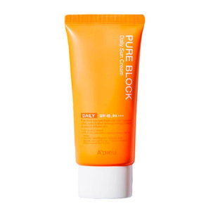 A'pieu Pure Block Natural Daily Sun Cream SPF45 PA+++