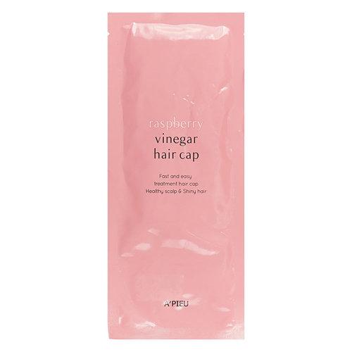 A'pieu Raspberry Hair Vinegar Hair Cap