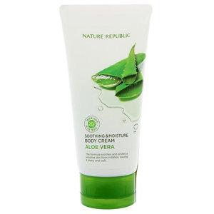 Nature Republic Soothing & Moisture Aloe Vera Body Cream