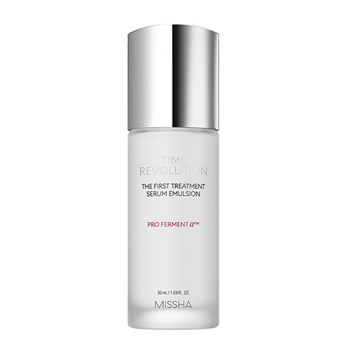 Missha Time Revolution The First Treatment Serum Emulsion