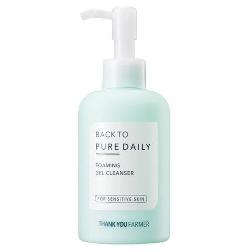 Thank You Farmer Back to Pure Daily Foaming Gel Cleanser