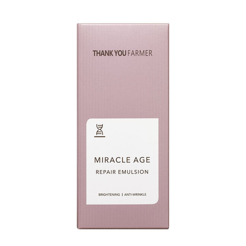 Thank You Farmer Miracle Age Repair Emulsion