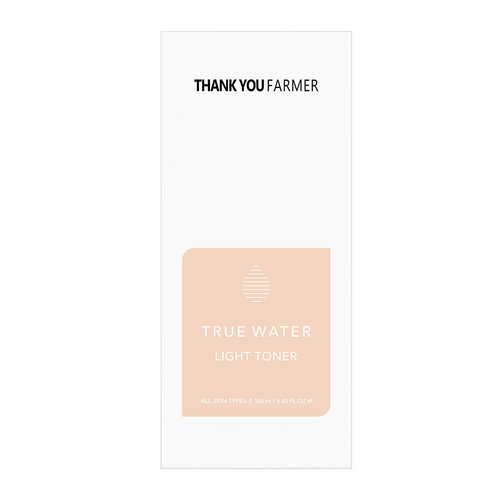 Thank You Farmer True Water Light Toner