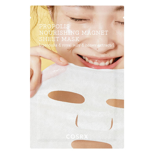 COSRX Full Fit Propolis Nourishing Magnet Sheet Mask
