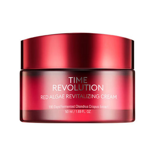 Missha  Time Revolution Red Algae Revitalizing Cream