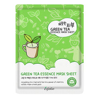 Pure Skin Green Tea Essence Sheet Mask
