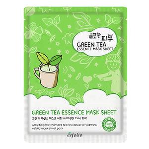 Esfolio Pure Skin Green Tea Essence Sheet Mask