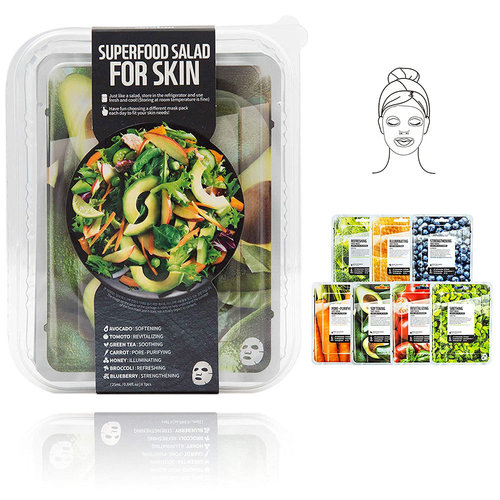 Farm Skin Superfood For Skin - Skin Limp And Requiring Regeneration