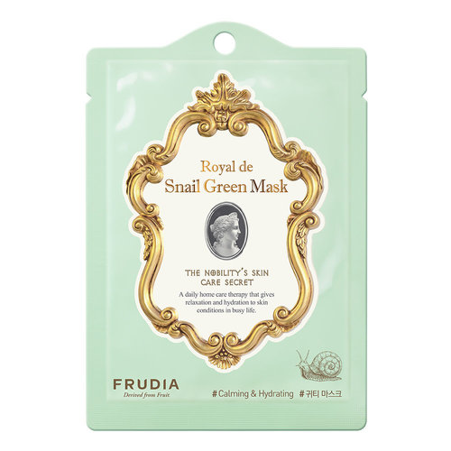 Frudia Royal de Snail Green Mask