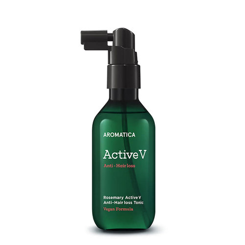 Aromatica Rosemary Active V Anti-Hair Loss Tonic