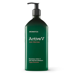 Aromatica Rosemary Active V Anti-Hair Loss Shampoo