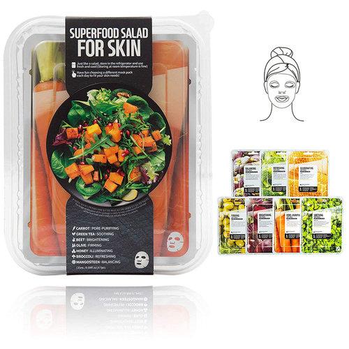 Farm Skin Superfood For Skin - Skin Dull and Devoid Of Vitality
