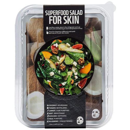 Farm Skin Superfood For Skin - Grey, Polluted And Dried Skin