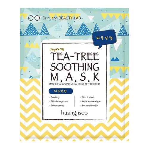 Huangjisoo Tea-Tree Soothing Mask