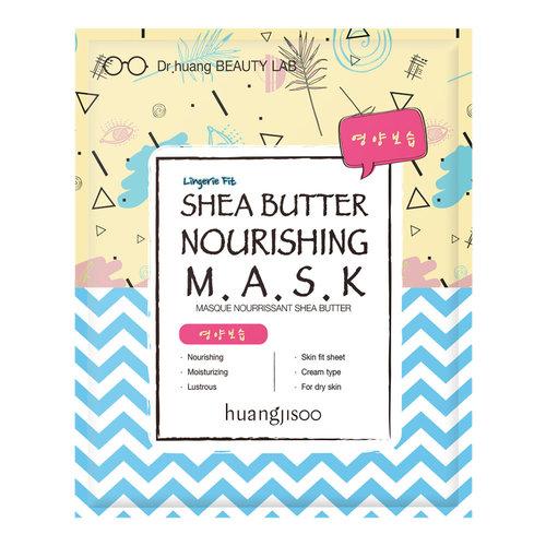 Huangjisoo Shea Butter Nourishing Mask