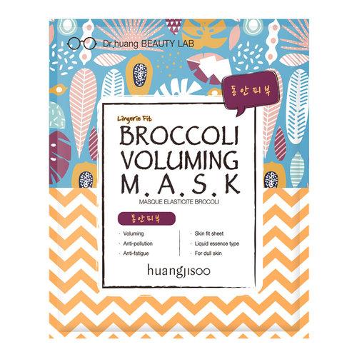 Huangjisoo Broccoli Voluming Mask