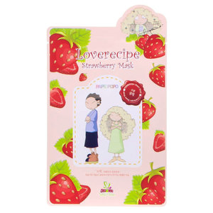 Sally's Box Loverecipe Strawberry Mask