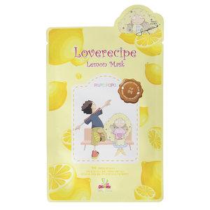 Loverecipe Lemon Mask