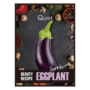 Quret Eggplant Beauty Recipe Mask