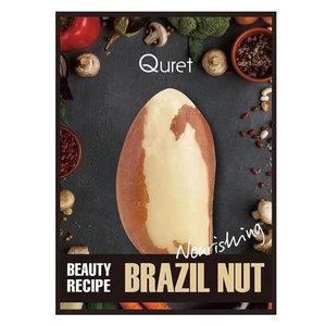 Quret Brazil Nut Beauty Recipe Mask