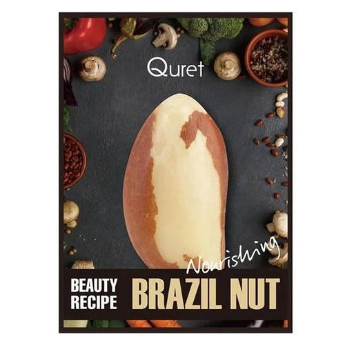 Quret Brazil Nut Beauty Recipe Mask