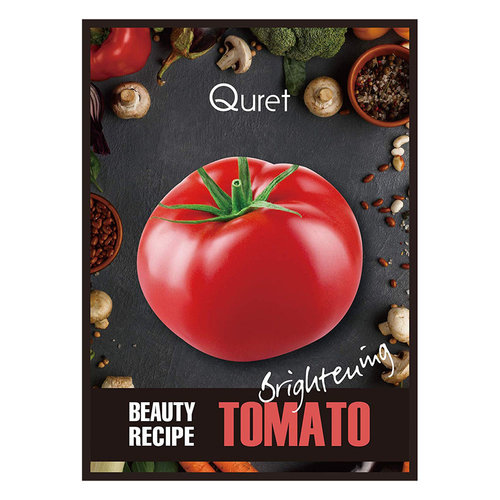 Quret Tomato Beauty Recipe Mask