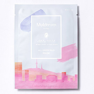 Muldream All Green Mild Mask