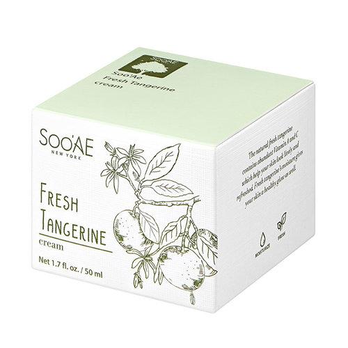Soo'AE Fresh Tangerine Cream