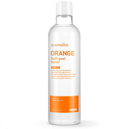 Aromatica Orange Soft Peel Toner