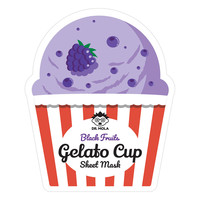 Black Fruits Gelato Cup