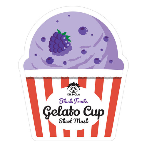 Dr. Mola Black Fruits Gelato Cup