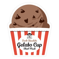 Dark Chocolate Gelato Cup