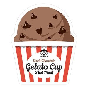 Dr. Mola Dark Chocolate Gelato Cup