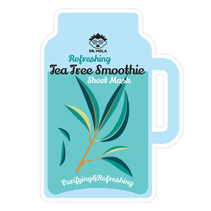 Dr. Mola Refreshing Tea Tree Smoothie