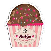 Muffin Cranberry Sheet Mask