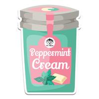 Peppermint Cream Sheet Mask