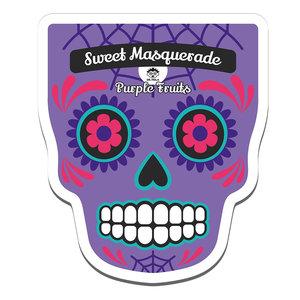Dr. Mola Sweet Masquerade Purple Fruits Mask