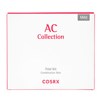 AC Collection Trial Kit Combination Skin Mild (4 step)