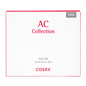 COSRX AC Collection Trial Kit Combination Skin Mild (4 step)