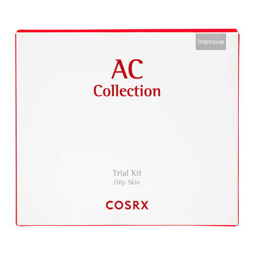 COSRX AC Collection Trial Kit Oily Skin Intensive (4 step)