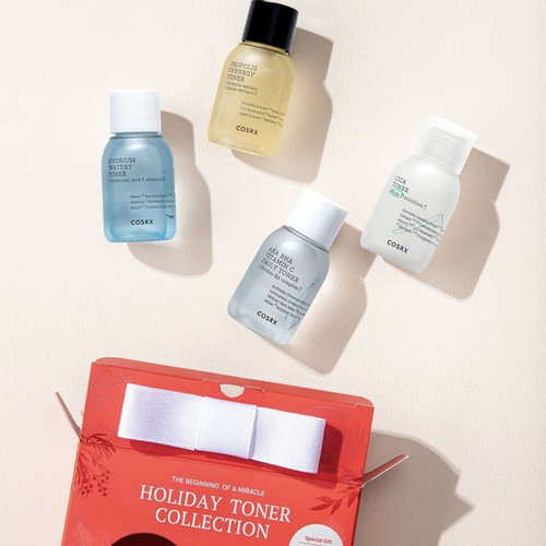 COSRX Holiday Toner Collection The Beginning of miracle
