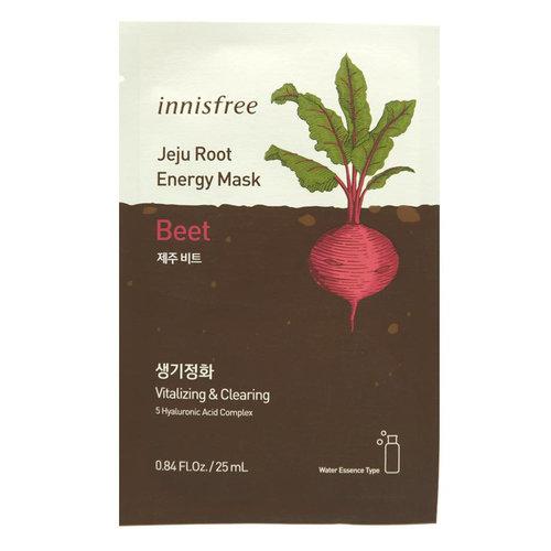 Innisfree Jeju Root Energy Mask Beet