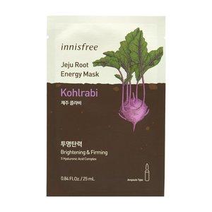 Innisfree Jeju Root Energy Mask Kohlrabi