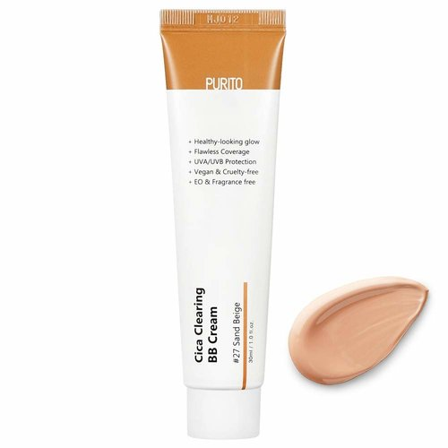 Purito Cica Clearing BB Cream
