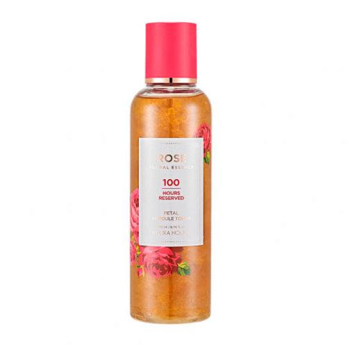 Holika Holika Rose Floral Essence Petal Ampoule Toner