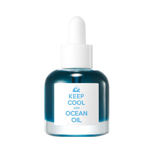 Keep Cool Ocean Deep Blue Oil